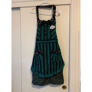 Disney Haunted Mansion Ghost Host Apron